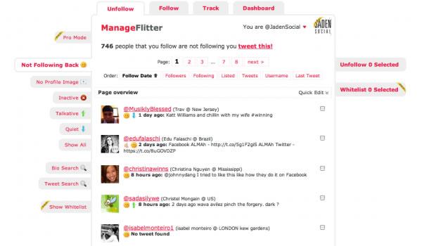 twitter helper tool